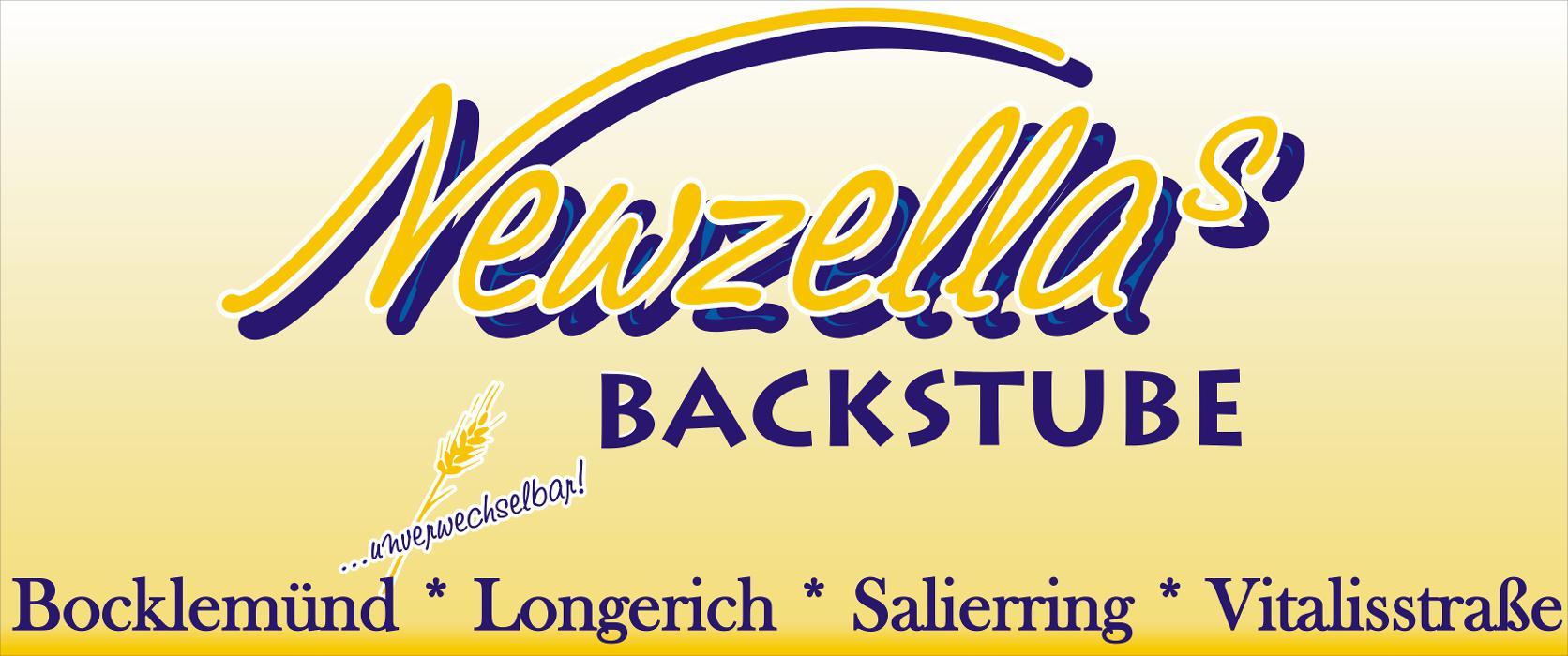 Logo von Bäckerei Newzellas Backstube Konditorei