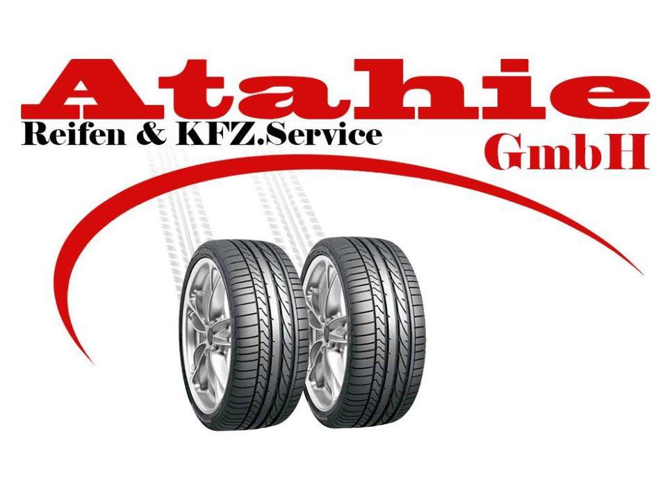 Logo von Atahie GmbH Reifen & Kfz.Service