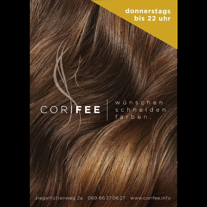 Bild zu Friseur Corifee - wünschen schneiden färben in Frankfurt am Main