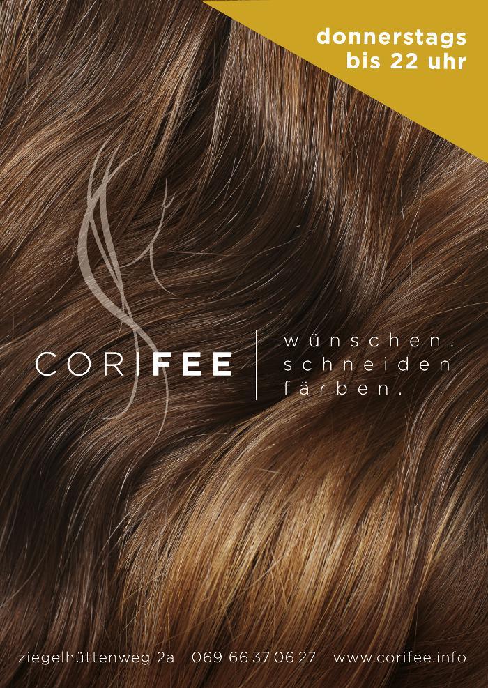 Friseur Corifee - wünschen schneiden färben