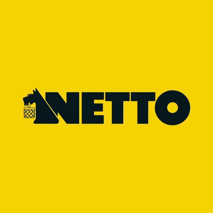 Logo von NETTO - Nur echt mit dem Scottie.