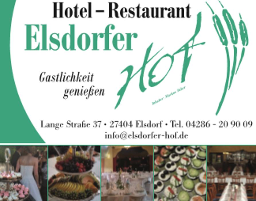 Bild zu Hotel Restaurant Elsdorfer Hof in Elsdorf in Niedersachsen