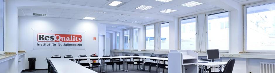ResQuality Rettungsdienstschule Dortmund