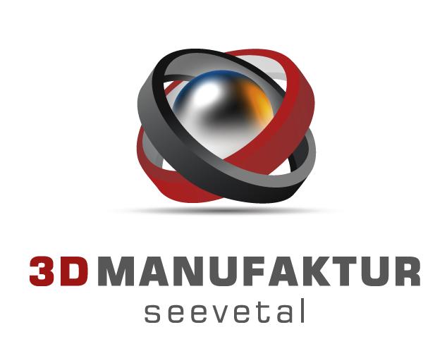 Logo von 3D Manufaktur Seevetal