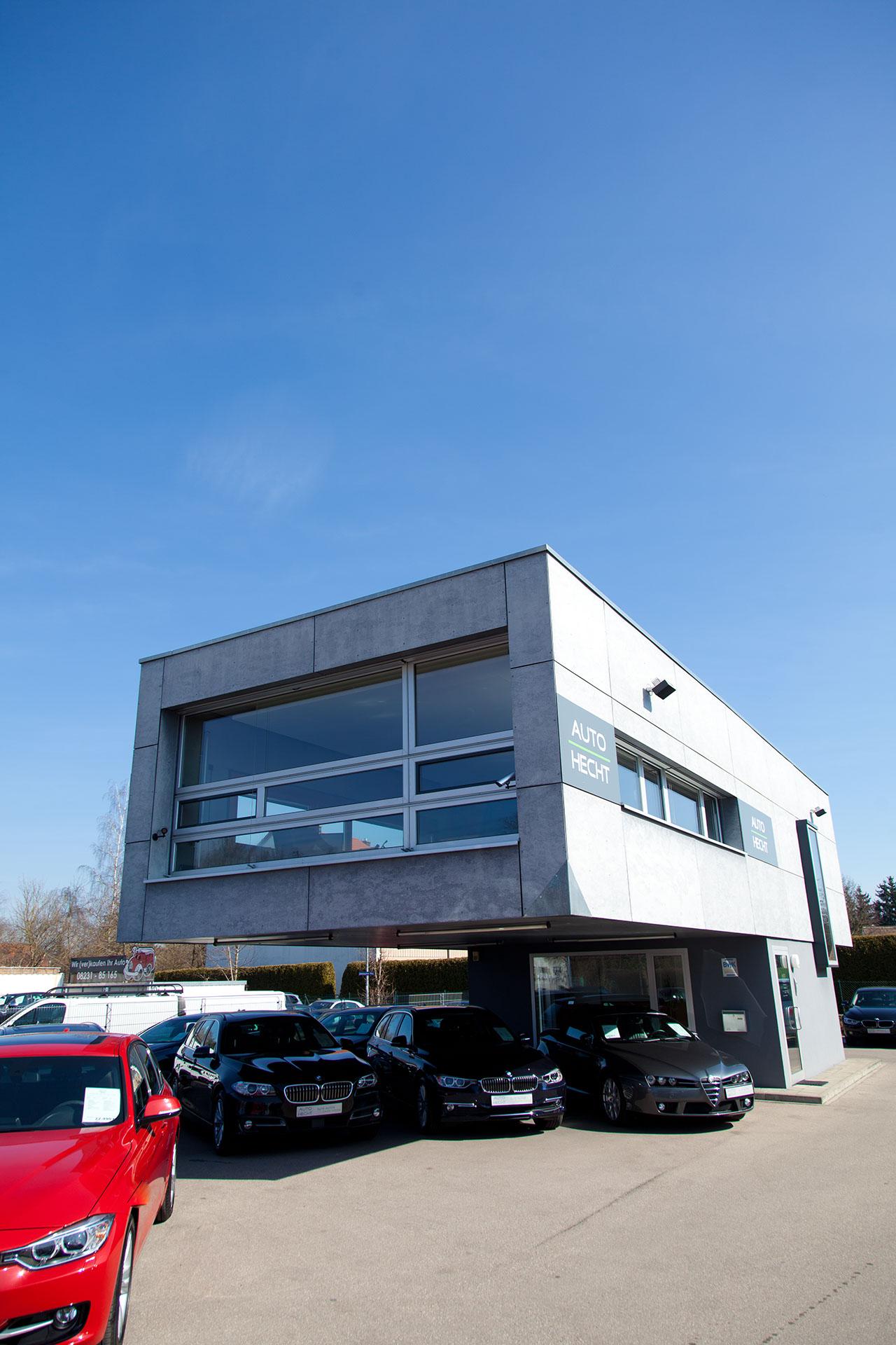Auto Hecht - das besondere Autohaus in Königsbrunn