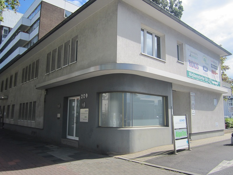 LEAD Deutschland GmbH, Widdersdorfer Straße in Köln
