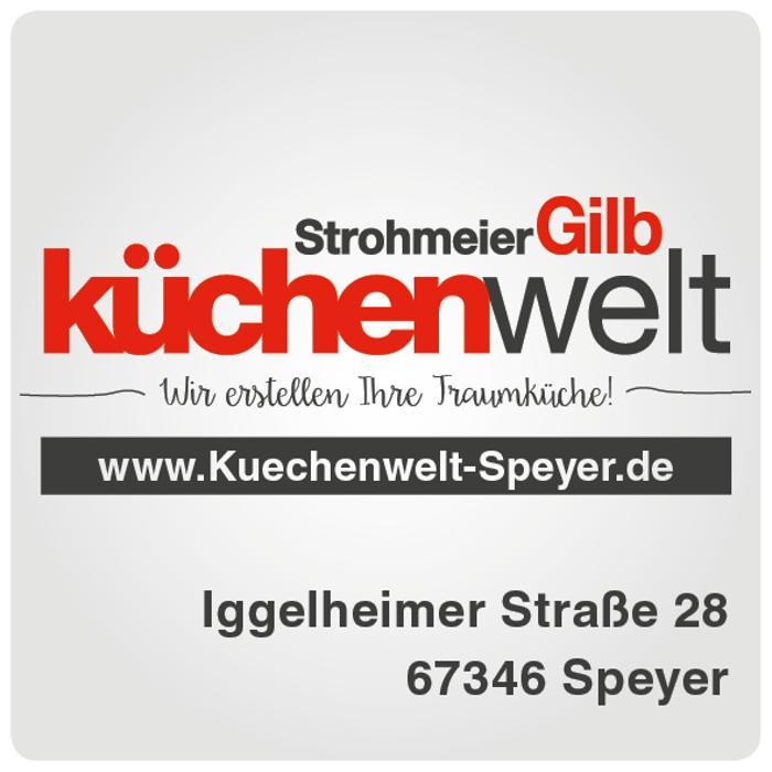Strohmeier Gilb Küchenwelt Speyer Wir machen Traumküchen bezahlbar! u2022 Speyer, Iggelheimer