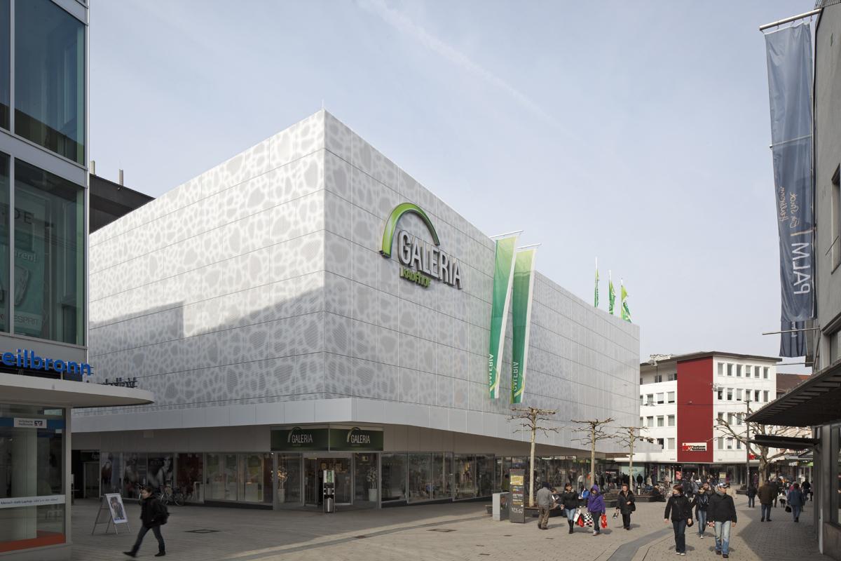 galeria kaufhof heilbronn fleiner stra e einkaufszentren