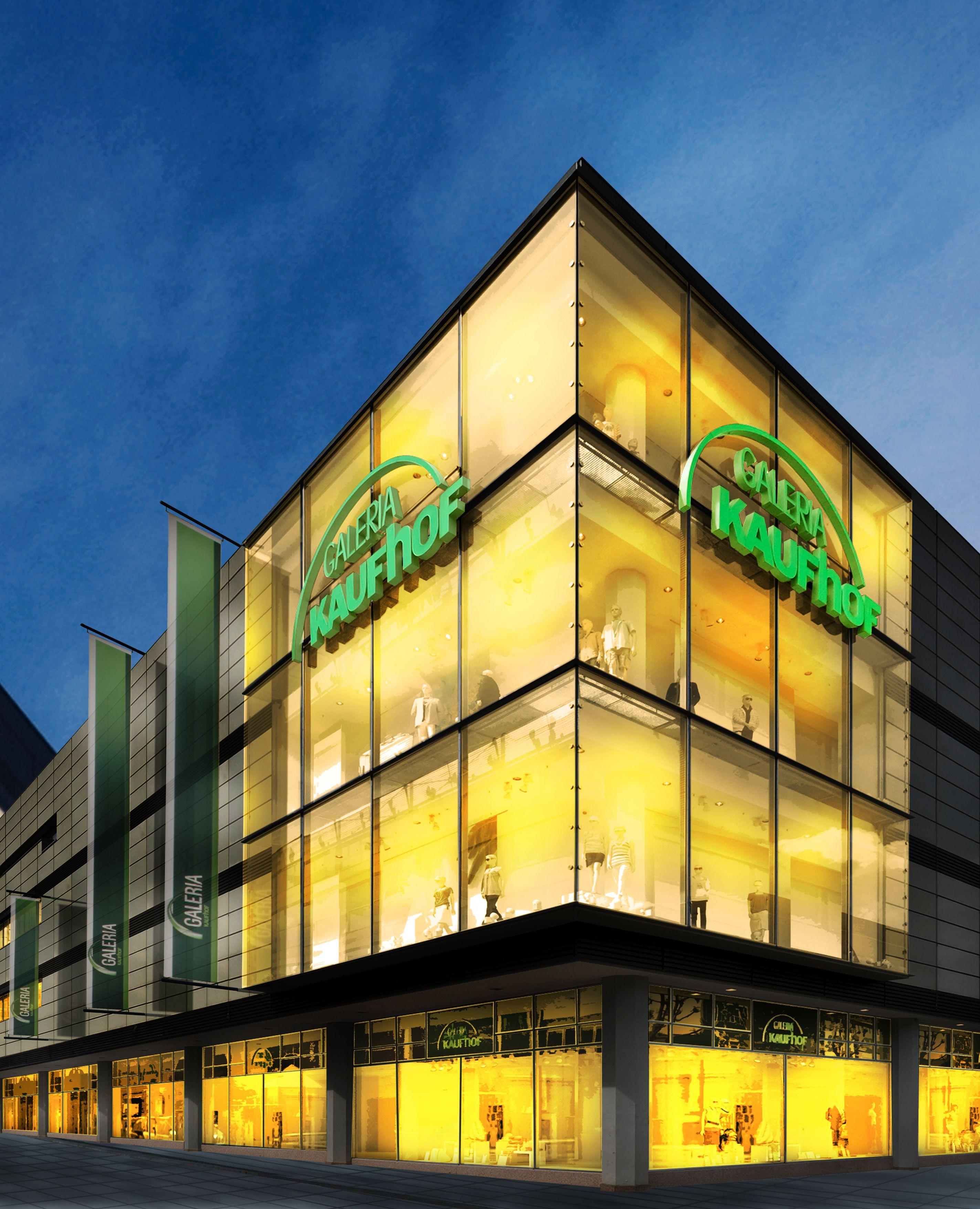 Einkaufszentrum in Stuttgart