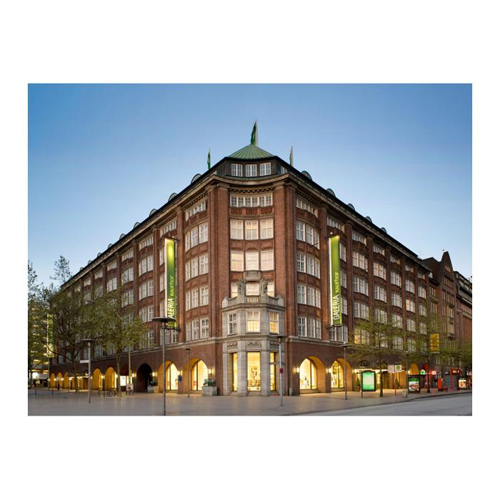 Galeria Kaufhof Hamburg Mönckebergstraße, Mönckebergstraße in Hamburg