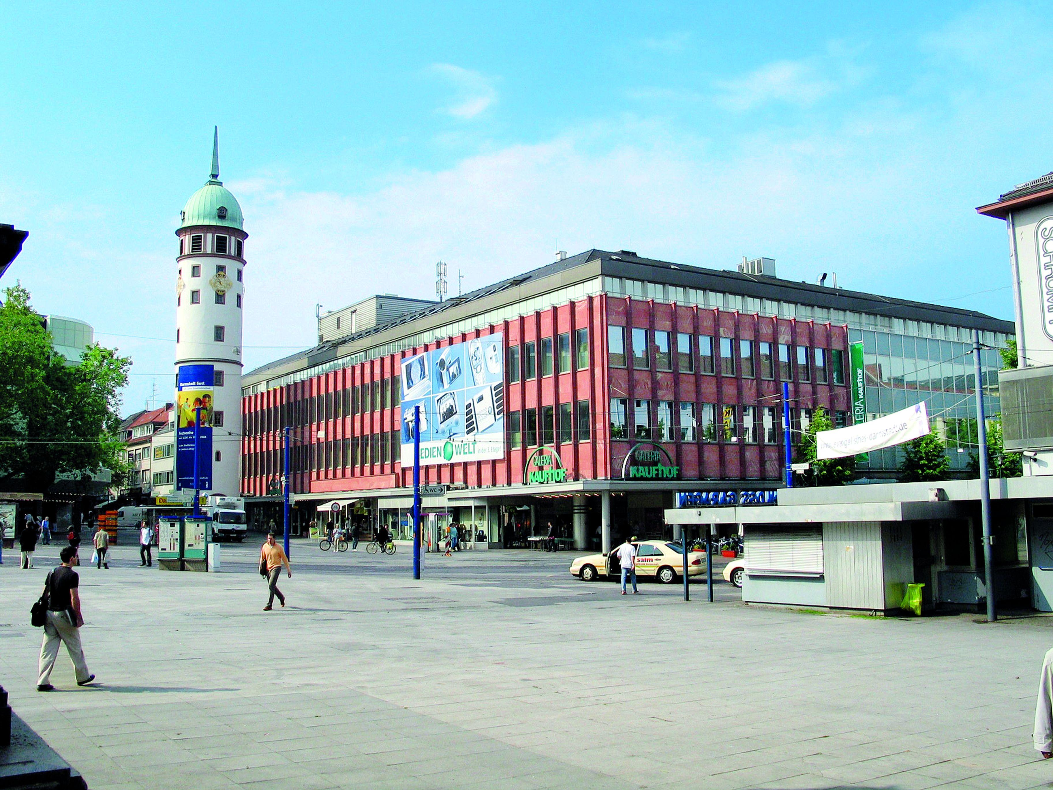 galeria kaufhof darmstadt einkaufszentren und kaufh user darmstadt deutschland tel. Black Bedroom Furniture Sets. Home Design Ideas