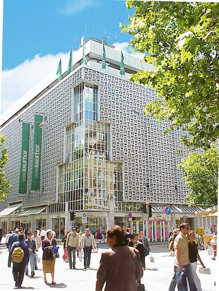 öffnungszeiten Galeria Kaufhof Wiesbaden