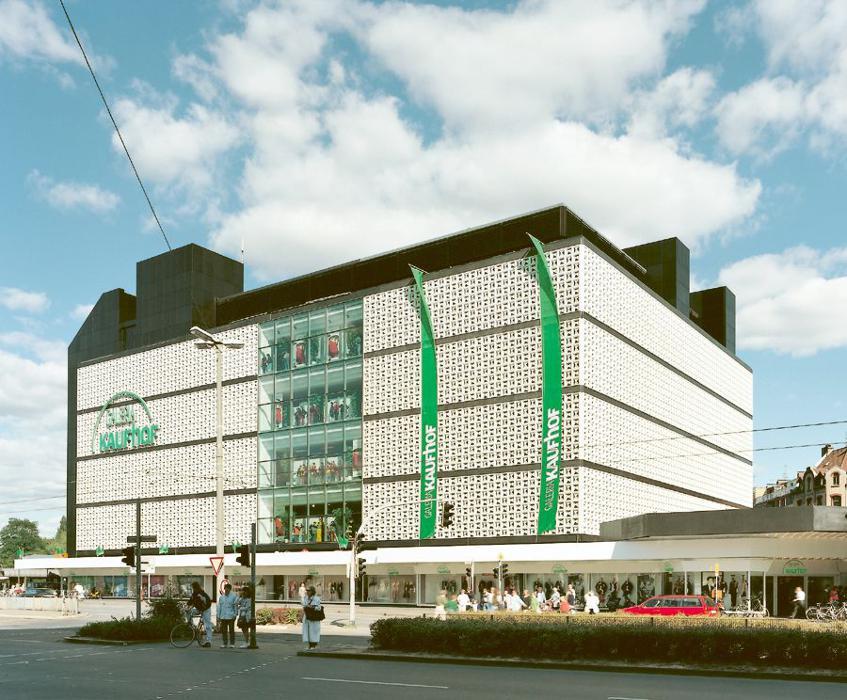 Galeria Kaufhof Braunschweig, Bohlweg in Braunschweig