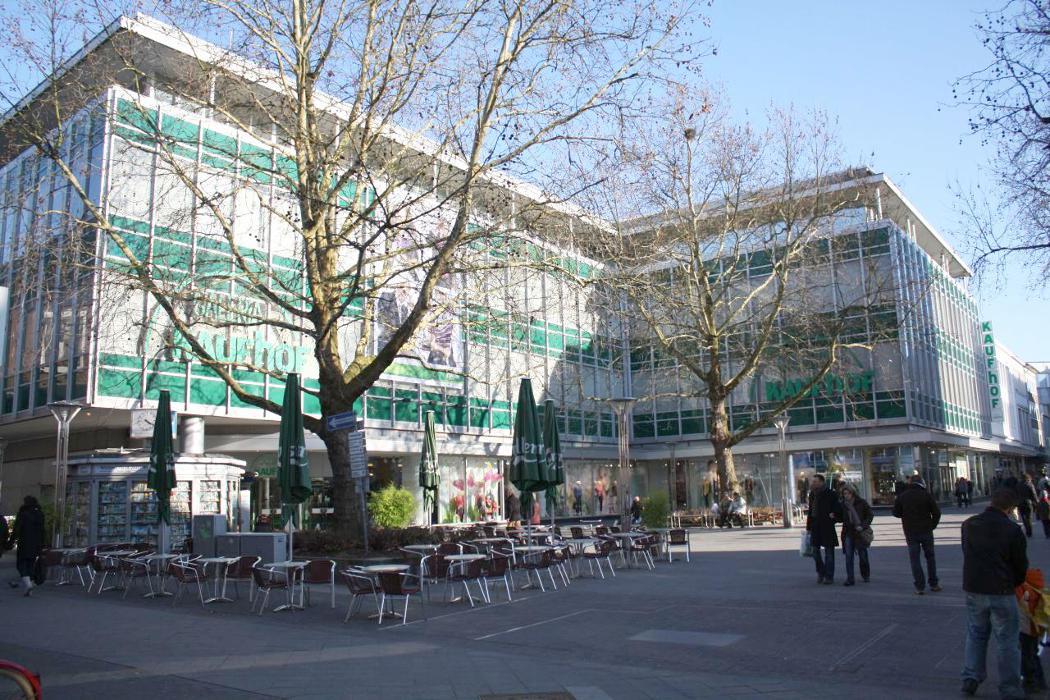 Galeria Kaufhof Krefeld, Hochstraße in Krefeld