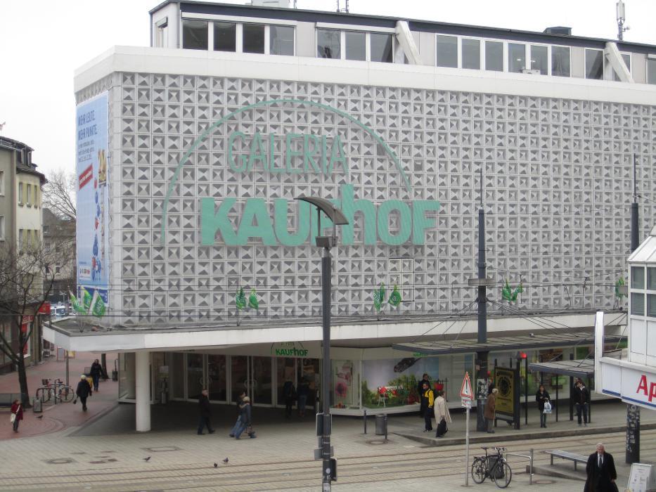 Galeria Kaufhof Witten, Bahnhofstraße in Witten