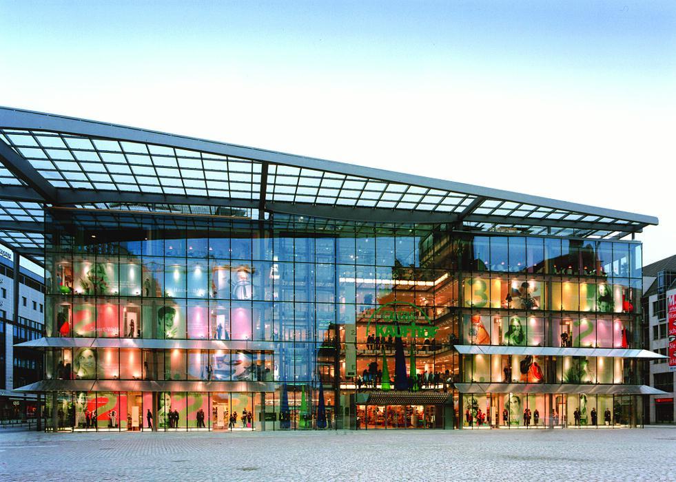 Galeria Kaufhof Chemnitz, Am Rathaus in Chemnitz