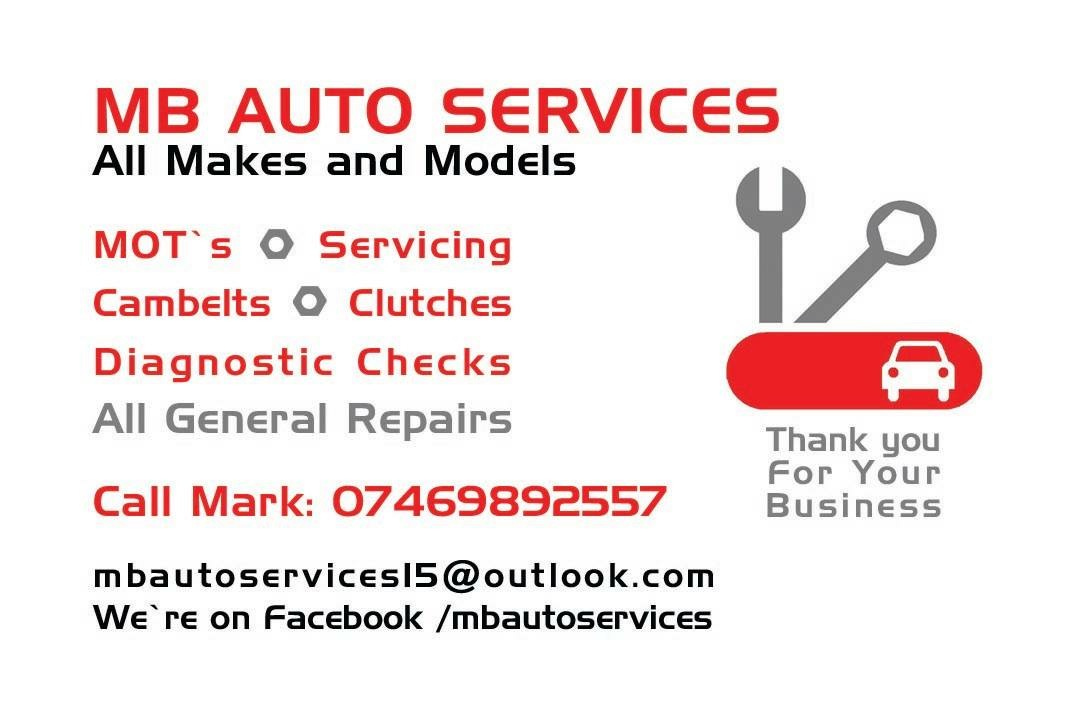 MB AUTO SERVICES