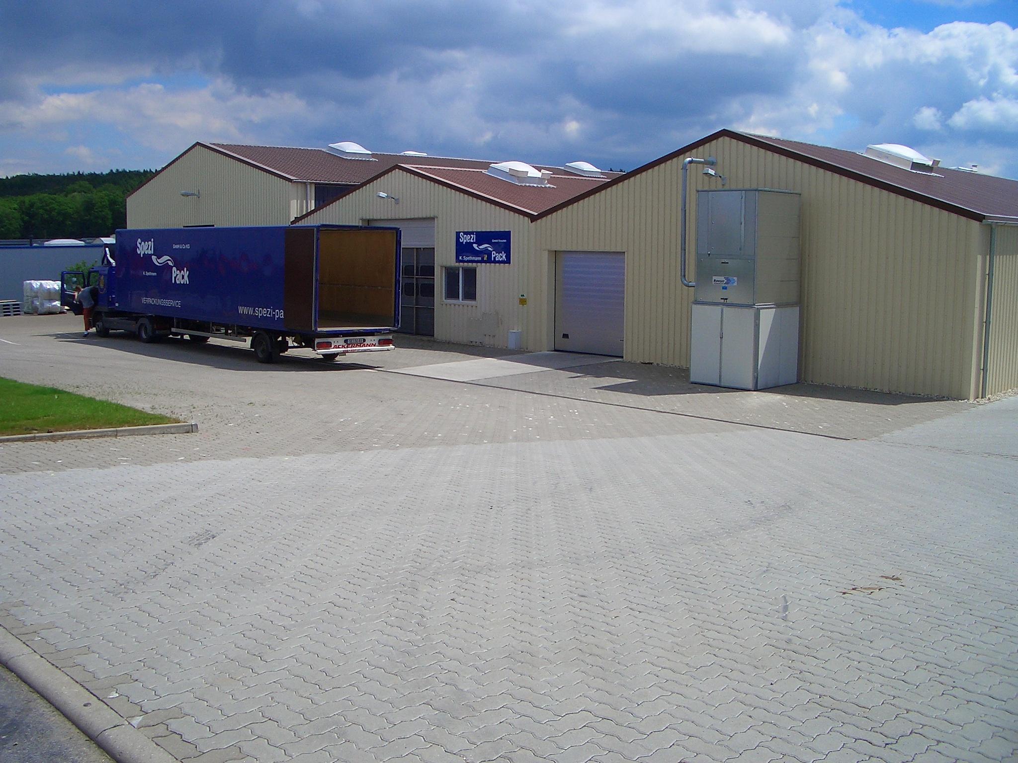 Spezi-Pack Karl Spethmann GmbH Dresden