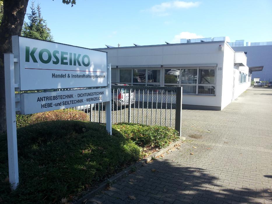 Koseiko Handel & Instandhaltungstechnik Winfried Kopke, Abrichstraße in Freiburg im Breisgau