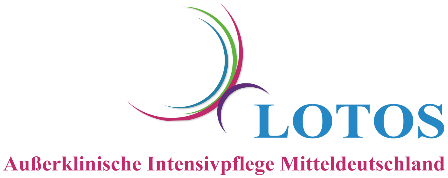 Logo von LOTOS - Außerklinische Intensivpflege Mitteldeutschland GmbH