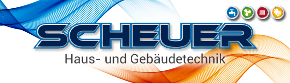Scheuer, Haus- und Gebäudetechnik