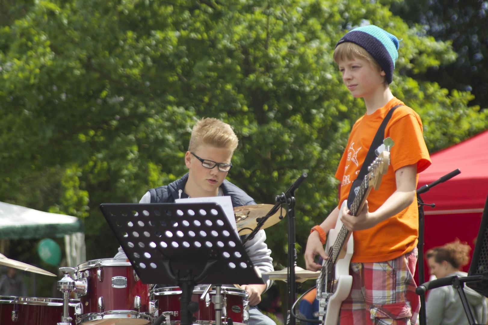 Rockschule-Russee