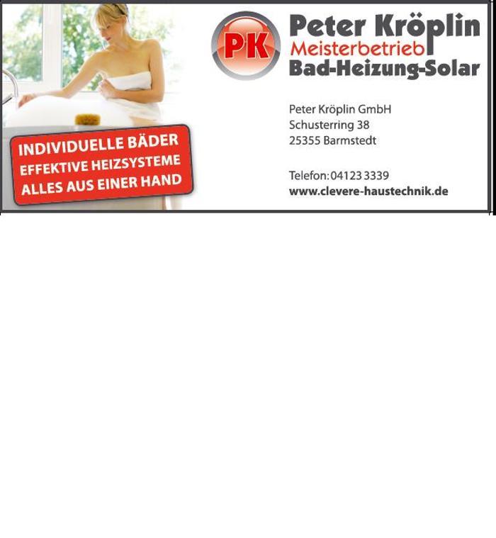 Bild zu Peter Kröplin GmbH in Barmstedt