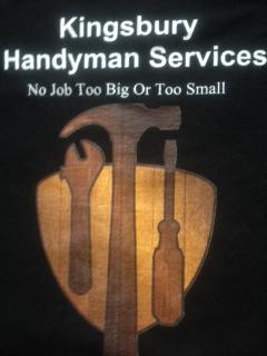 Kingsbury Handyman Services.