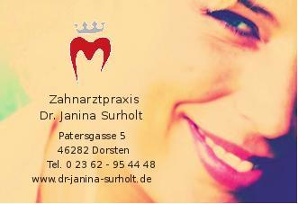 Zahnarztpraxis Dr. Janina Surholt