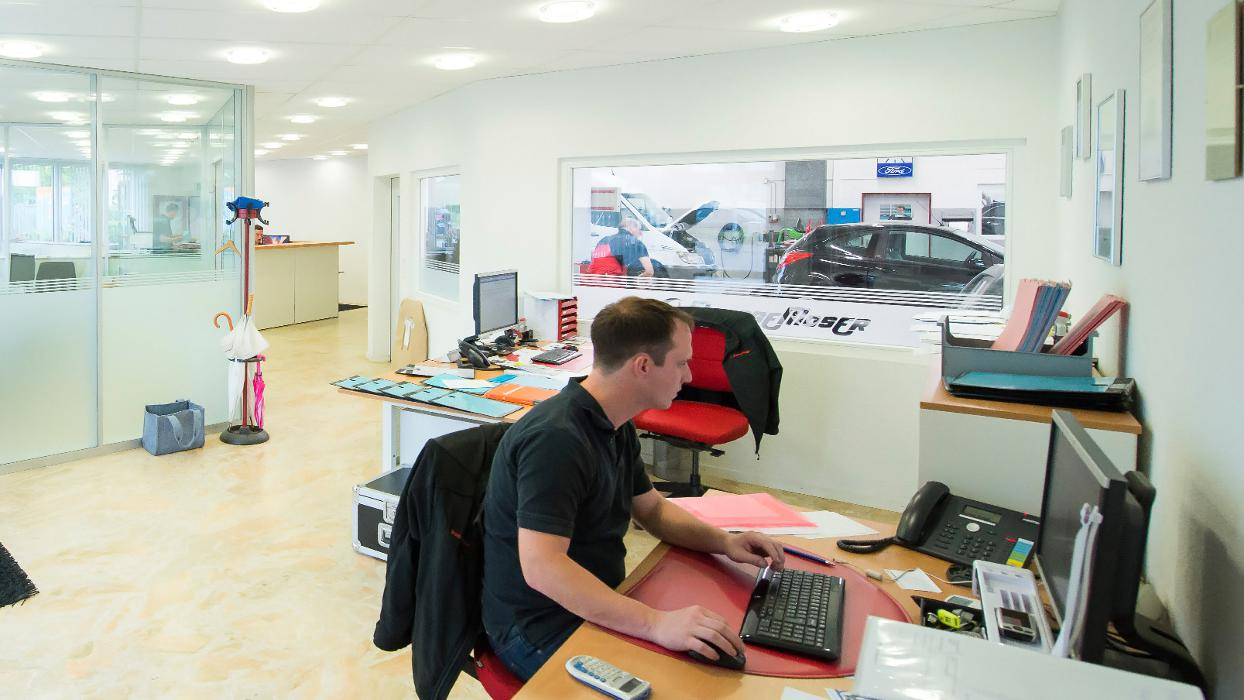abclocal - discover about Garage Moser in Lufingen