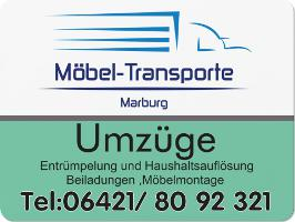 Möbel-Transporte Marburg