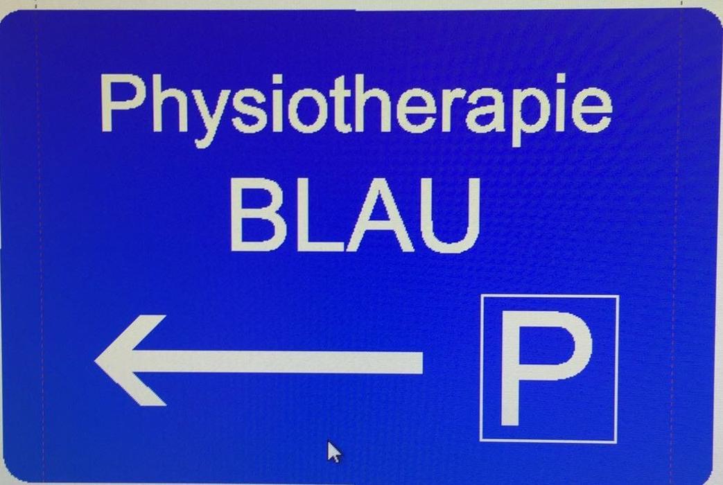Bild zu Physiotherapie Blau in Potsdam