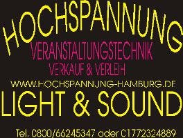 Hochspannung Light & Sound
