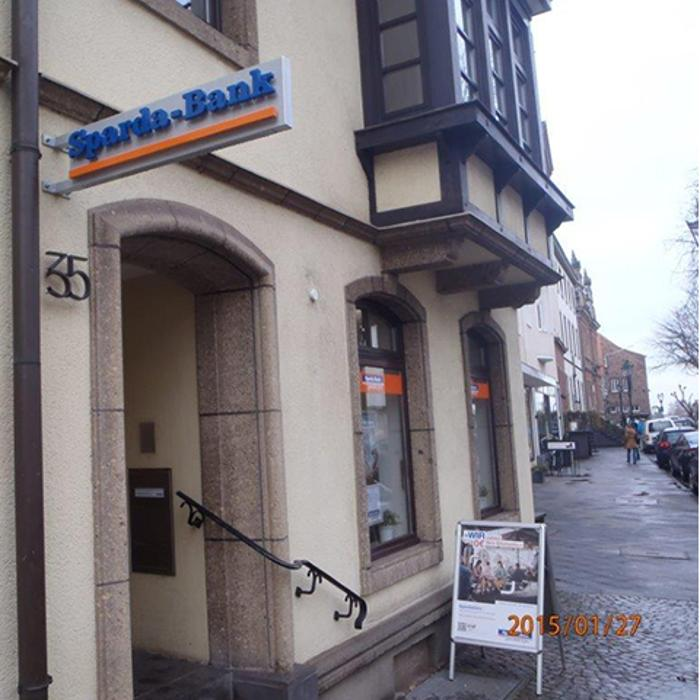 Sparda bank d sseldorf kaiserswerth d sseldorf for Offnungszeiten sparda bank