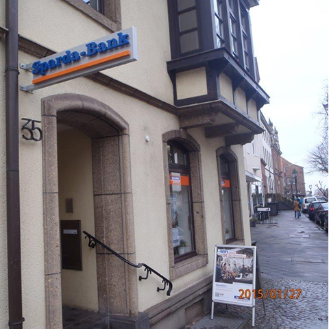Sparda-Bank Filiale Düsseldorf-Kaiserswerth