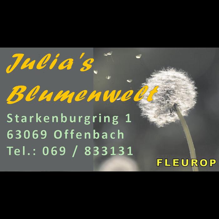 Bild zu Julias-Blumenwelt in Offenbach am Main