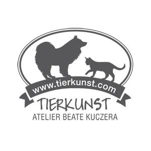 Logo von Tierkunst Atelier Beate Kuczera