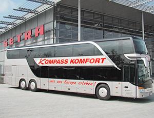 Kompass Komfort Europa