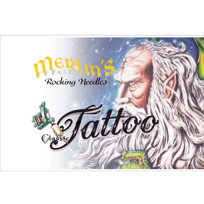 Partner Tattoo Kreis: Merlins Rocking Needles Tattoo In Fürstenfeldbruck
