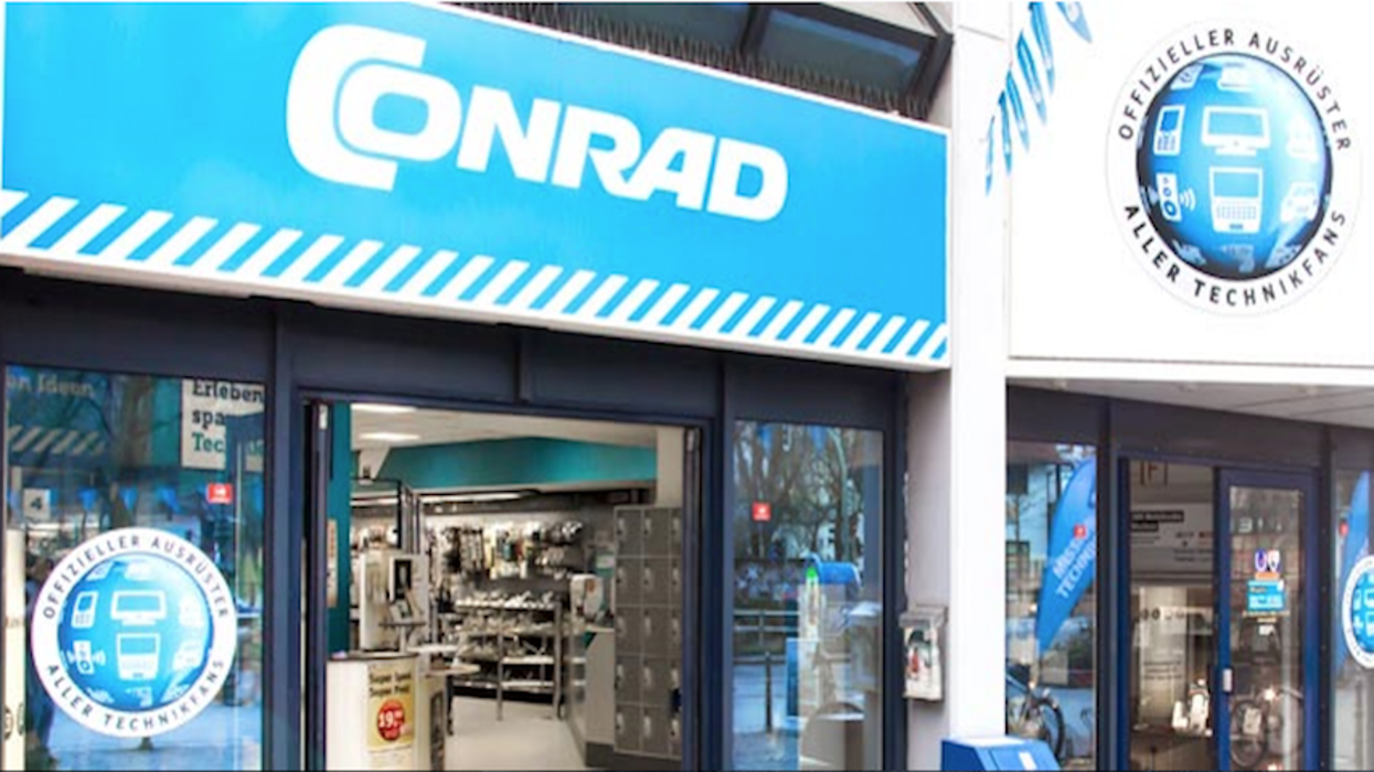 Conrad Electronic, Hasenheide in Berlin
