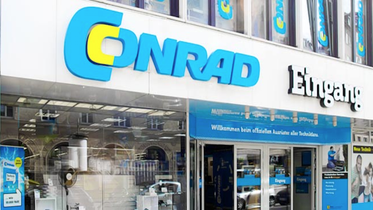 Conrad Electronic, Tal in München