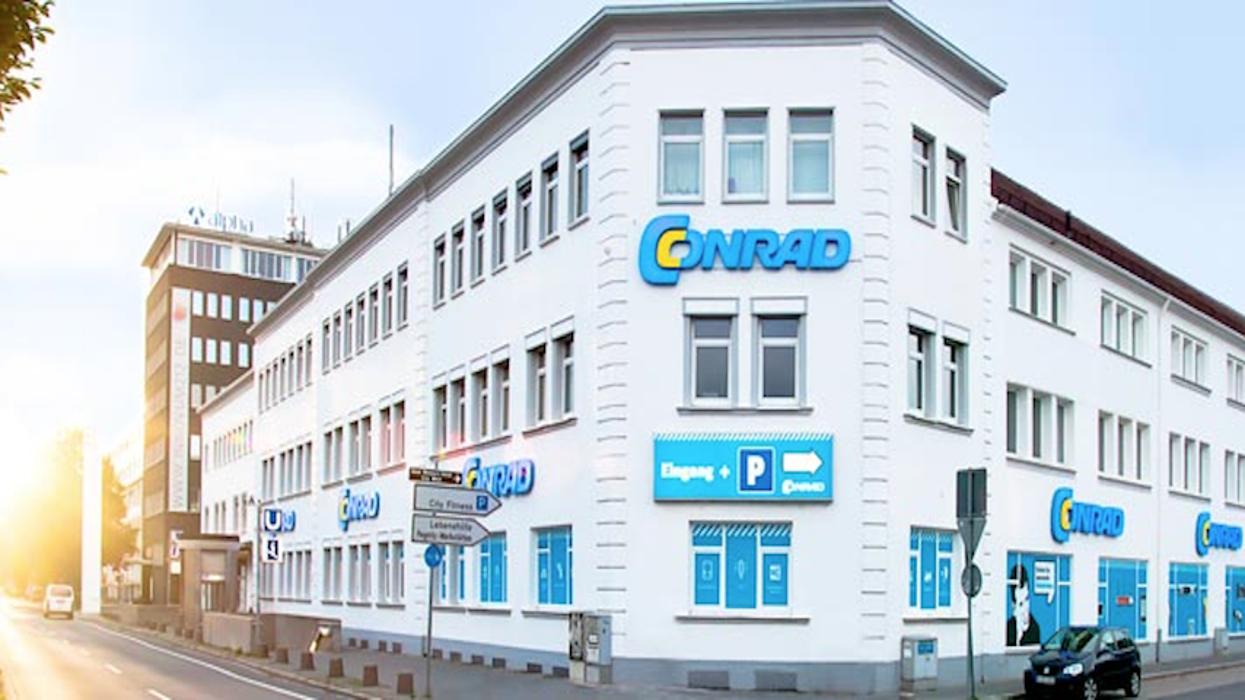 Conrad Electronic, Fürther Straße in Nürnberg