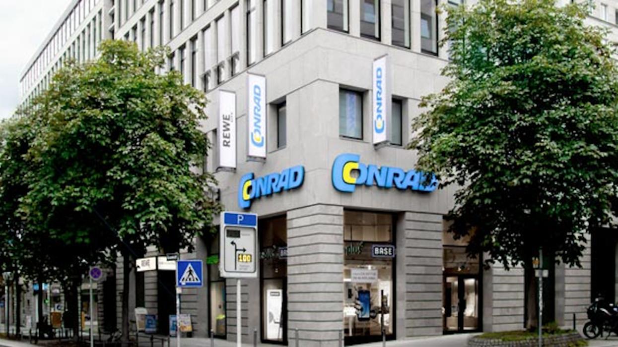 Conrad Electronic, Kronenstraße in Stuttgart