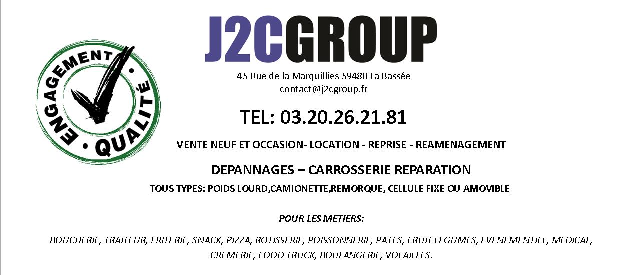 J2C Camion Magasin