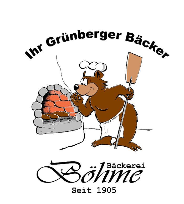 Logo von Bäckerei Böhme Ihr Grünberger Bäcker