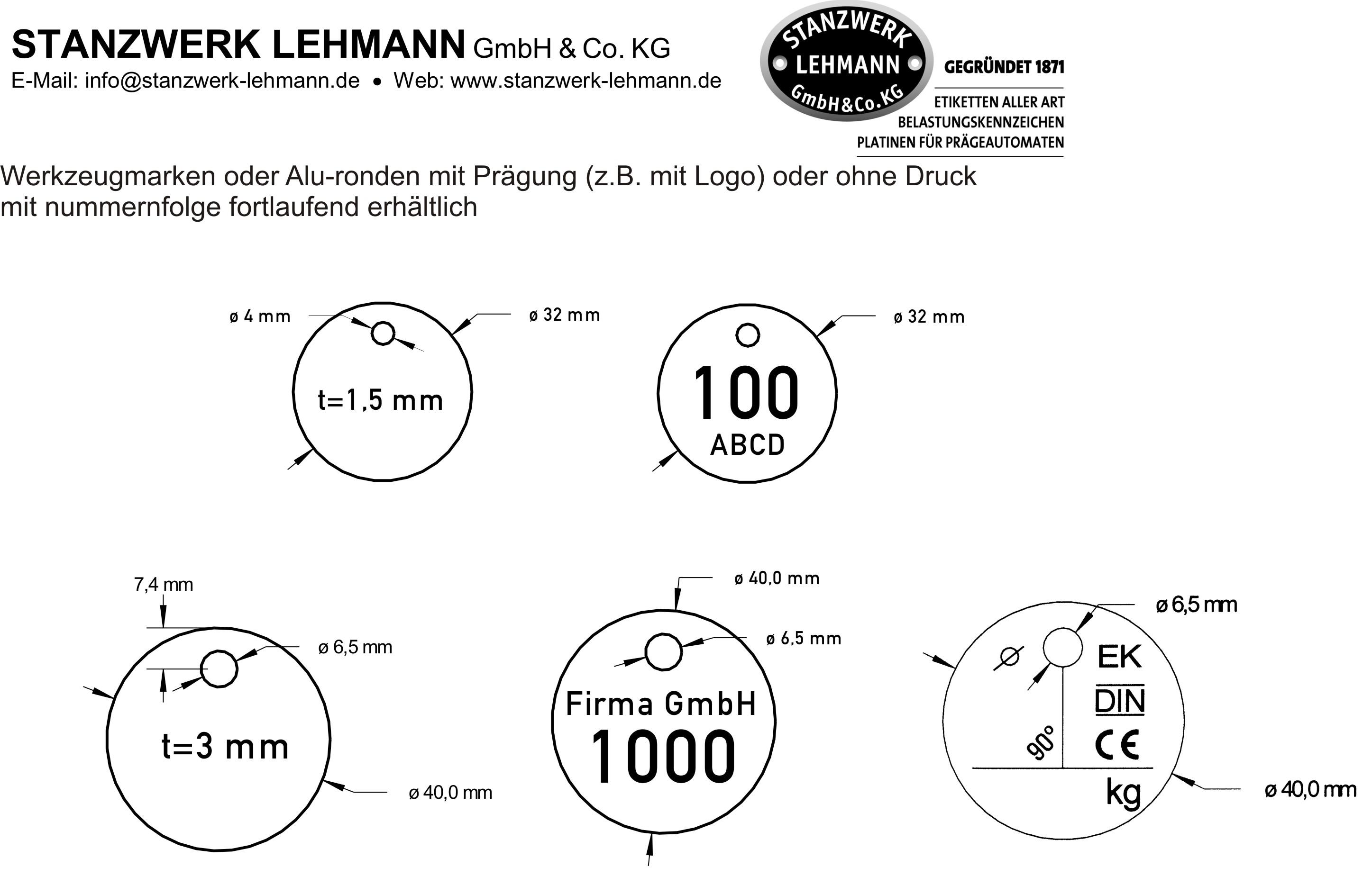 Stanzwerk Lehmann GmbH & Co. KG