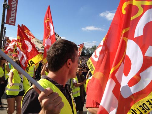 Syndicat CGT des retraités de Chaumont