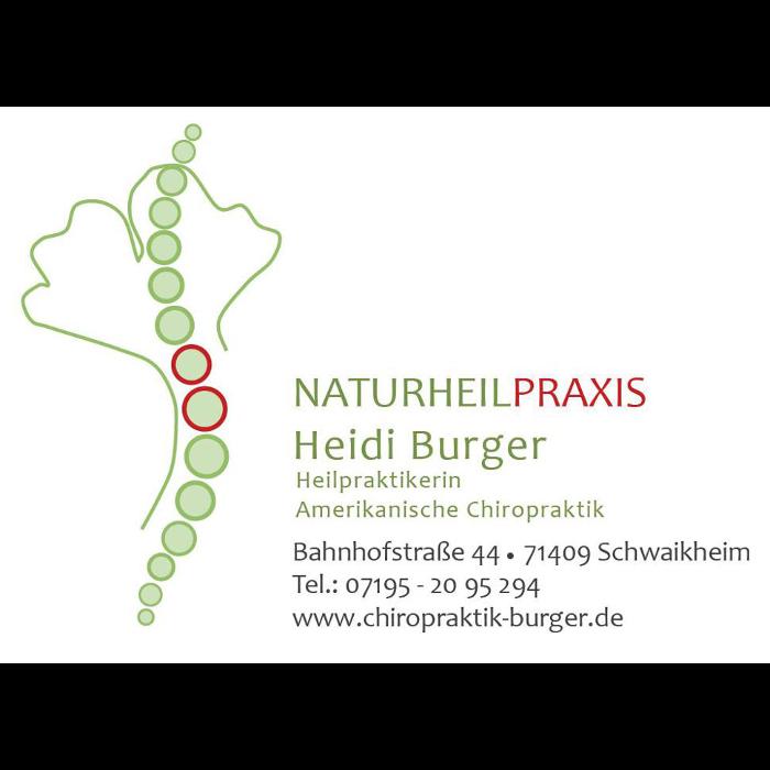 Naturheilpraxis Heidi Burger