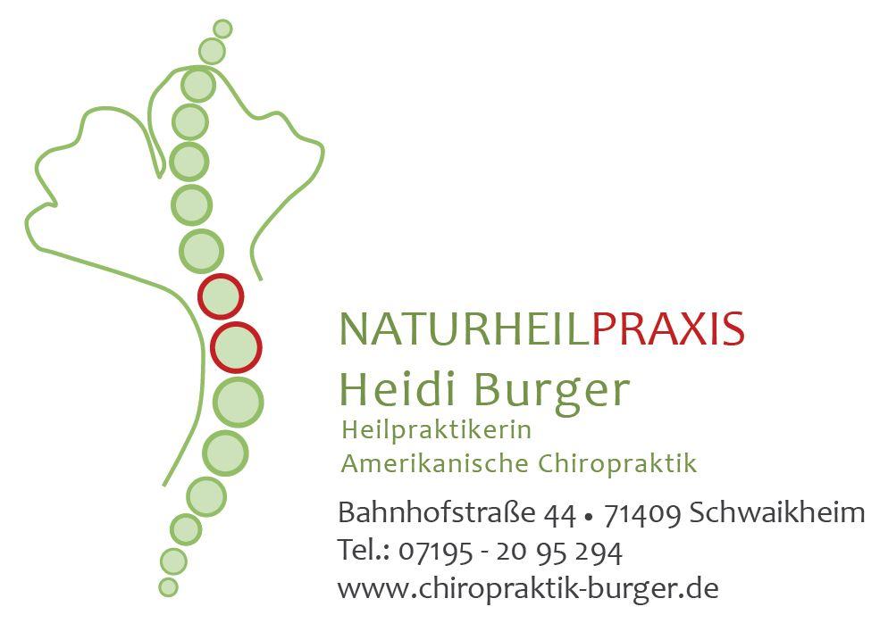 Chiropraxis Burger & Stehr