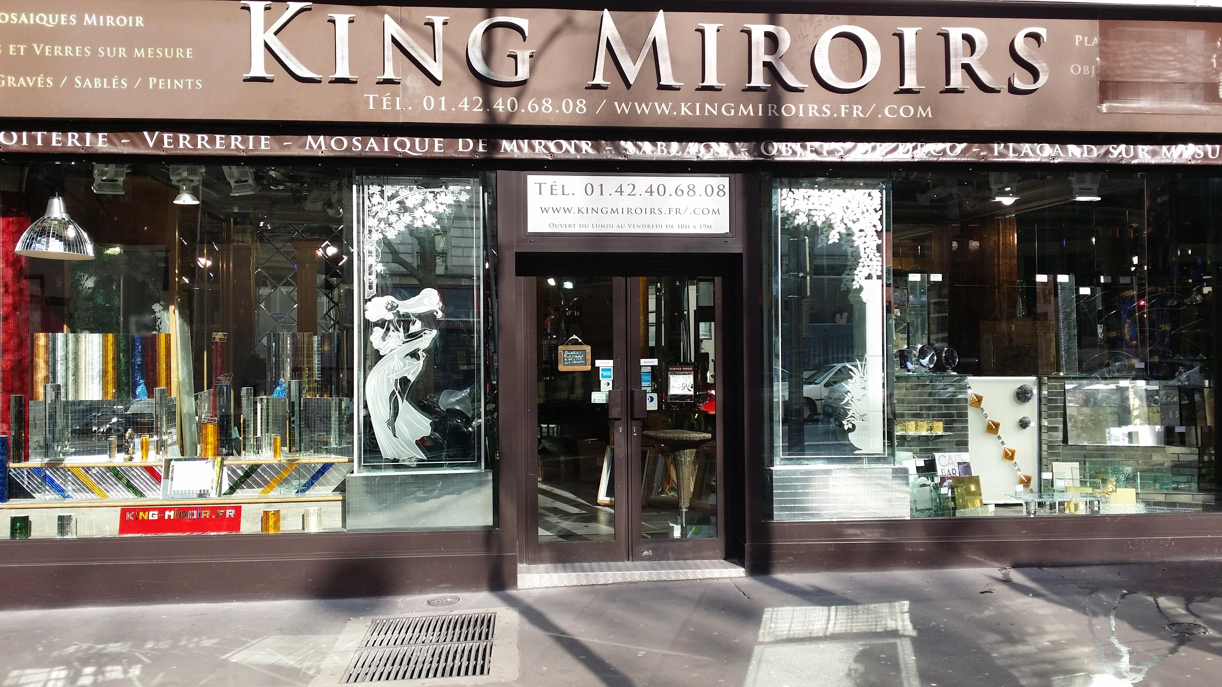 KING MIROIRS